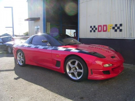 MAZDA RX7 TYPE RB FD3S 1996 FOR SALE