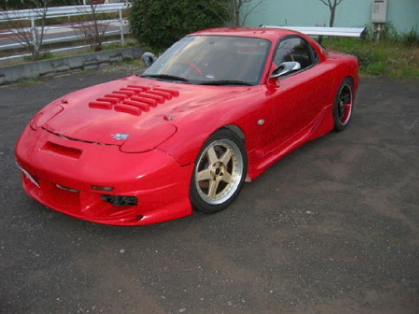 MAZDA RX7 FD3S TYPE R 1992 FOR SALE