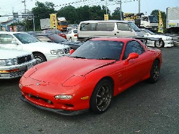 MAZDA RX7 TYPE R FD3S 1992 FOR SALE