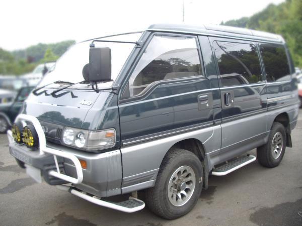 Mitsubishi Delica Starwagon Exceed P35w For Sale Japan