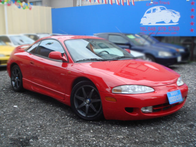 MITSUBISHI ECLIPSE TURBO D32A 1995 FOR SALE