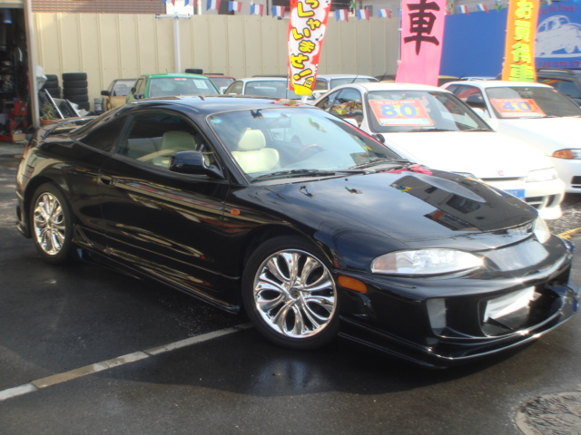 MITSUBISHI ECLIPSE FOR SALE