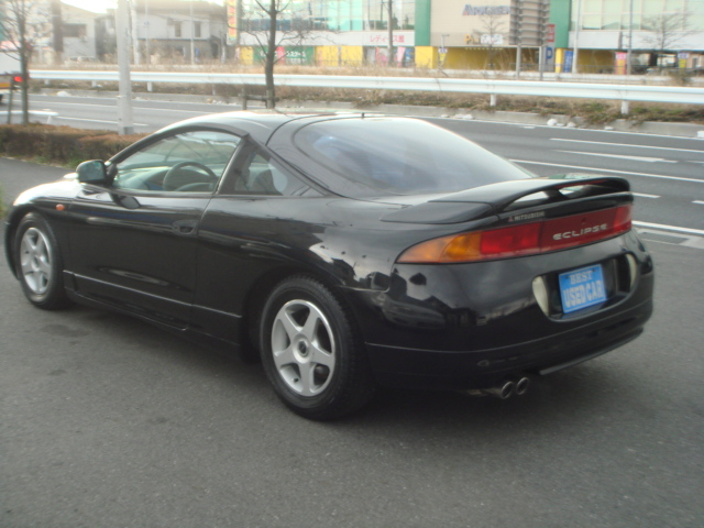 Mitsubishi Eclipse Turbo D32a Left Hand Drive For Sale