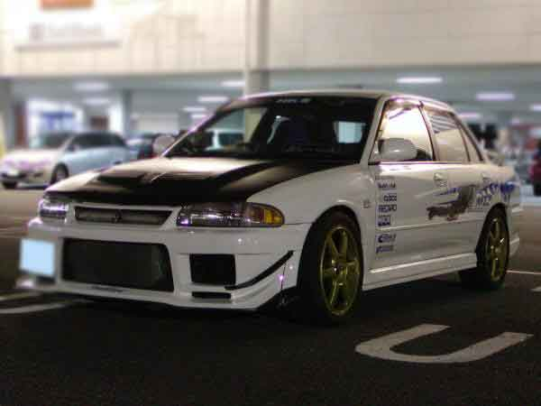 MITSUBISHI LANCER GSR EVOLUTION 3 4WD CE9A 1995 FOR SALE