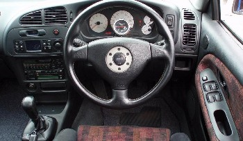 MITSUBISHI LANCER GSR EVOLUTION 4 CP9A 1996 FOR SALE