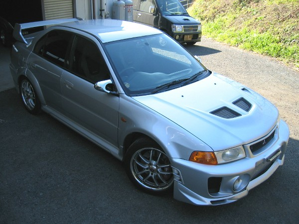 MITSUBISHI LANCER GSR EVOLUTION 5 CP9A FOR SALE
