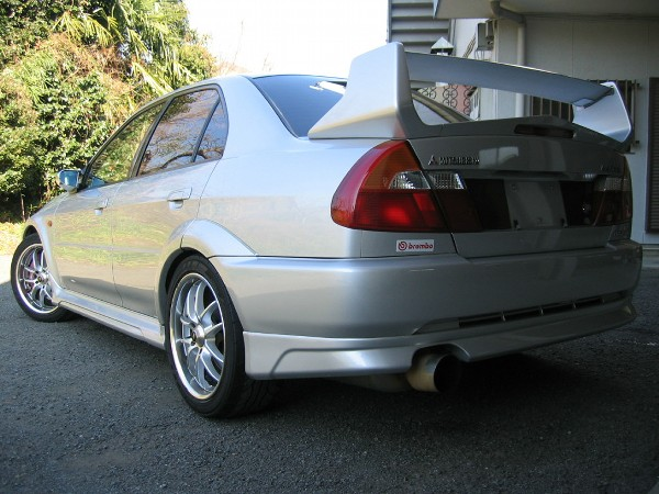 mitsubishi lancer gsr evolution  cpa  sale japan car  track trading