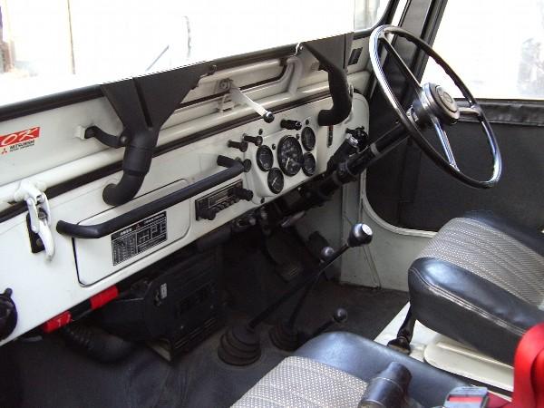 J24 For Sale >> MITSUBISHI JEEP TURBO J53 FOR SALE JAPAN - CAR ON TRACK ...