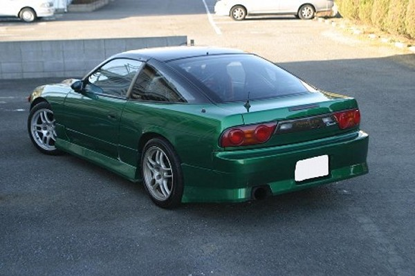 FULL MODIFIED NISSAN 180SX RPS13 SIL-EIGHTY D1 FOR SALE