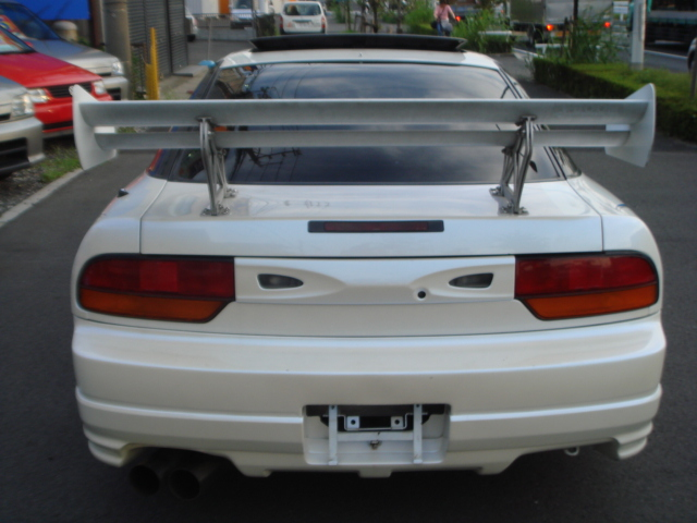 NISSAN 180SX TYPE 2 KRPS13 FOR SALE