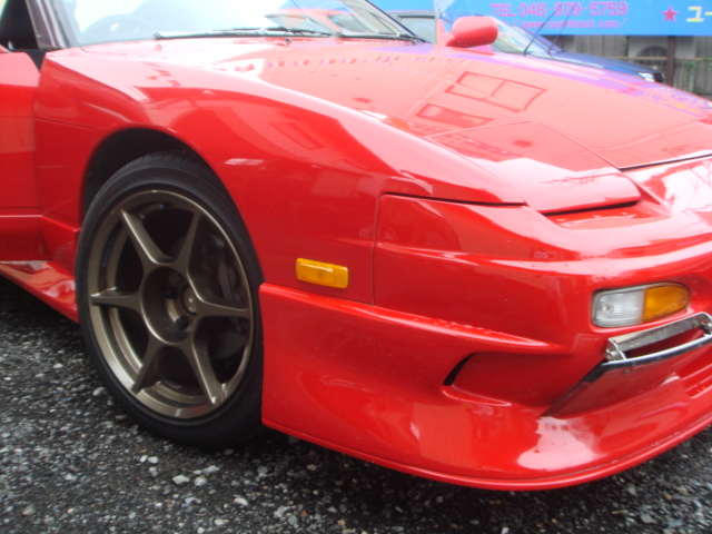 NISSAN 180SX TYPE X TURBO RPS13 FOR SALE