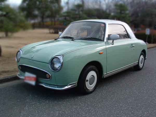 NISSAN FIGARO FK10 FOR SALE