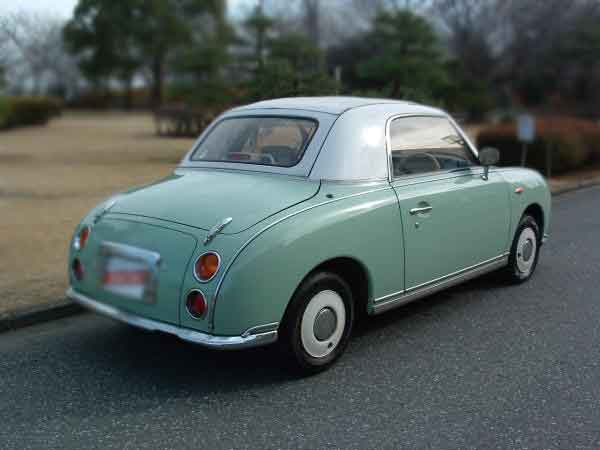 Nissan figaro fk10 for sale japan