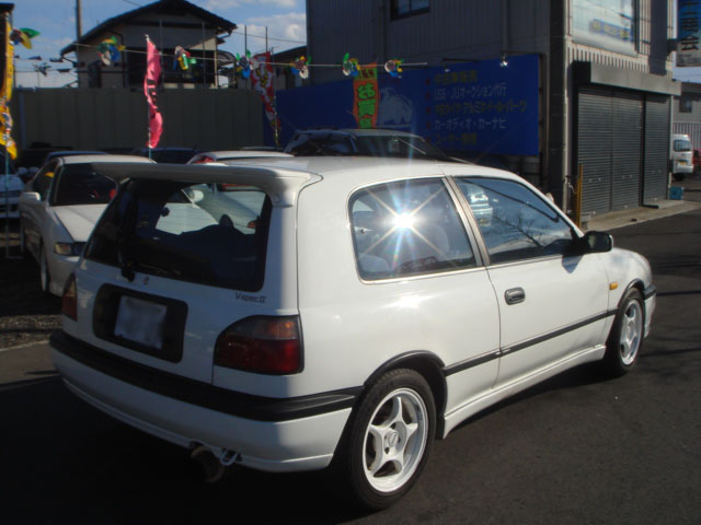 NISSAN PULSAR GTI-R MODIFIED RNN14
