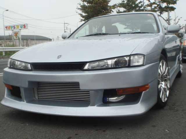 Nissan silvia k s s14 for sale japan