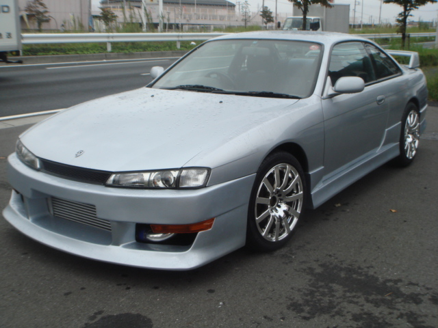 Nissan Silvia For Sale >> Nissan Silvia K S S14 For Sale Japan Car On Track Trading