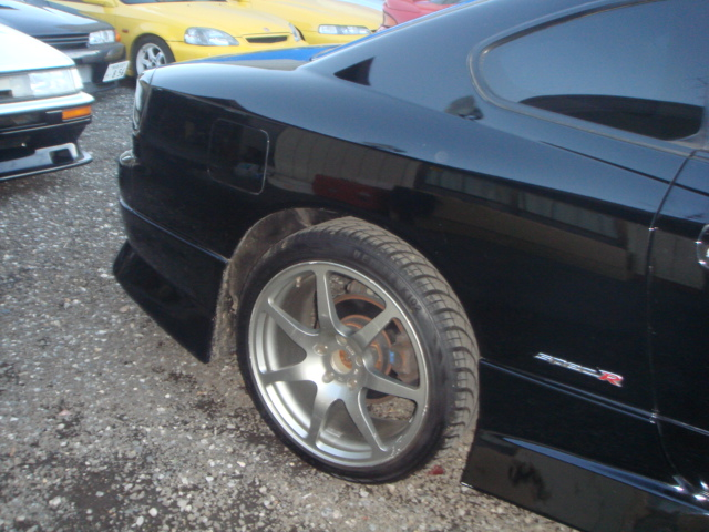 MODIFIED NISSAN SILVIA SPEC R S15 FOR SALE