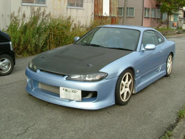 NISSAN SILVIA SPEC R S15 FOR SALE ...