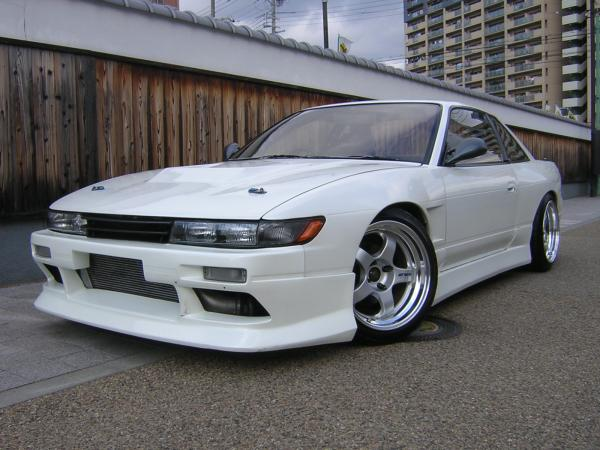 NISSAN SILVIA K'S TURBO S13 FOR SALE