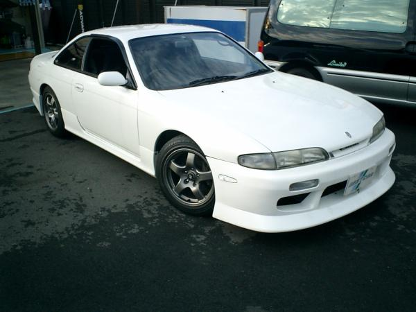 NISSAN SILVIA K'S TURBO S14 1995 FOR SALE