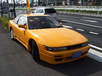NISSAN SILVIA S13 1989 FOR SALE