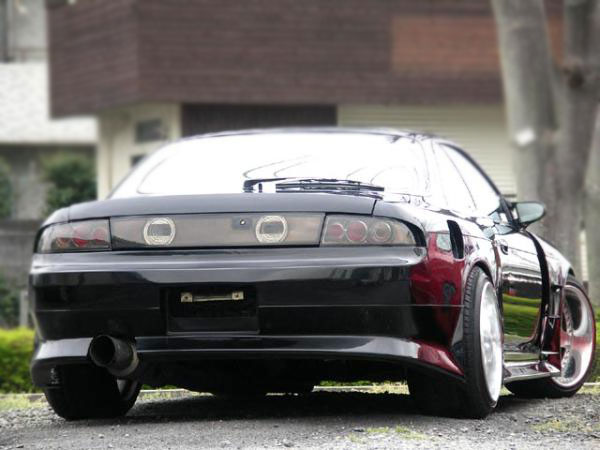 NISSAN SILVIA K'S S14 APEX TURBINE WIDE BODY FOR SALE