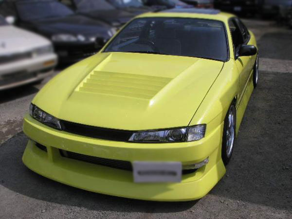 NISSAN SILVIA S14 BN FULL TURBINE D1 FOR SALE