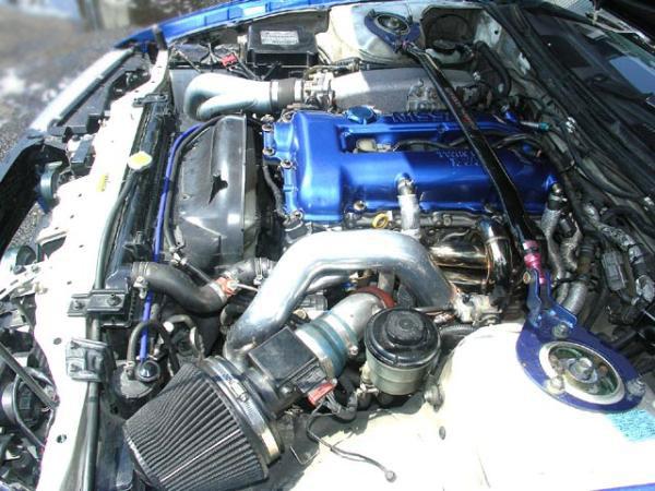 NISSAN SILVIA K'S S14 GT2540 TURBINE FOR SALE