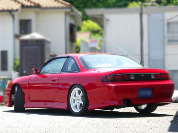 NISSAN SILVIA K'S MF-T S14 300PS FOR SALE