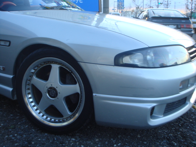 NISSAN SKYLINE GTS25T TYPE M ECR33 FOR SALE