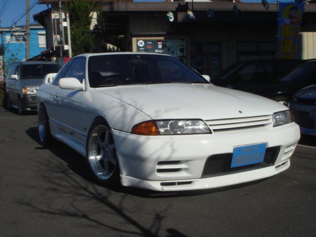 Nissan Skyline Gtr For Sale >> NISSAN SKYLINE GTS-T TYPE M HCR32 GTR Face FOR SALE JAPAN - CAR ON TRACK TRADING