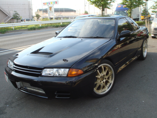 Nissan Skyline Gts T Type M Turbo Hcr32 Gtr Face For Sale