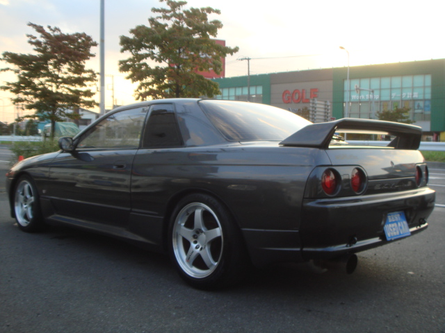 modified hcr32 skyline