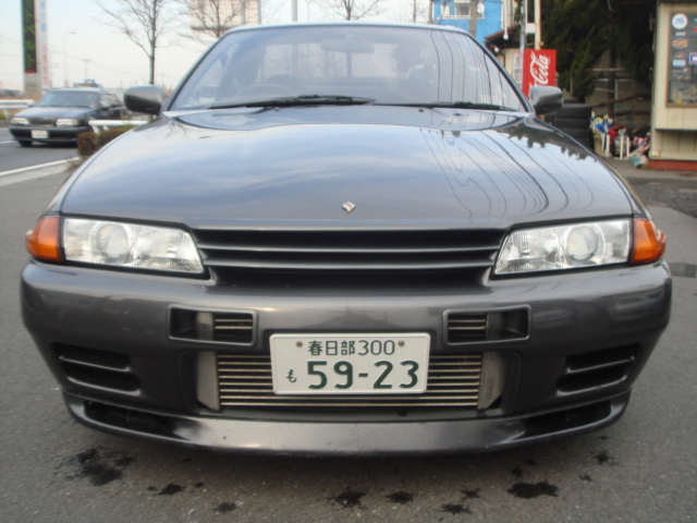 NISSAN SKYLINE GTR32 2.7L ENGINE TWIN TURBO