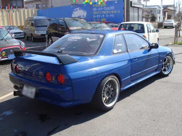 NISSAN SKYLINE GTR R33 ENGINE 4WD NISMO TURBINE 500PS FOR SALE