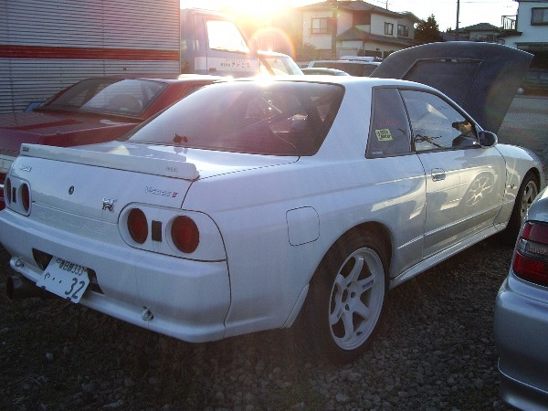 NISSAN SKYLINE GTR BNR32 1990 FOR SALE