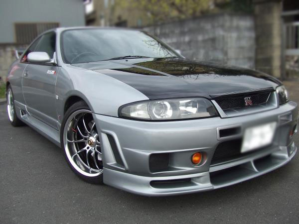 NISSAN SKYLINE BCNR33 GTR V SPEC 1997 FOR SALE