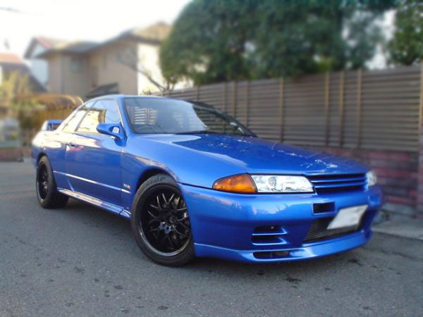 NISSAN SKYLINE BNR32 GTR 1993 FOR SALE