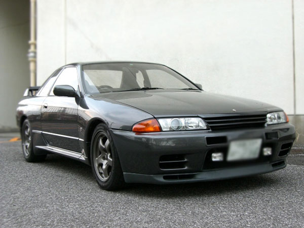 NISSAN SKYLINE BNR32 GTR 1990 FOR SALE