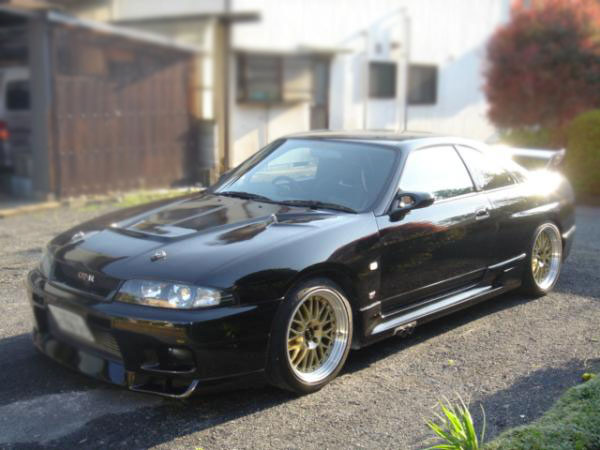 FULL MODIFIED NISSAN SKYLINE GTR BCNR33 700PS FOR SALE