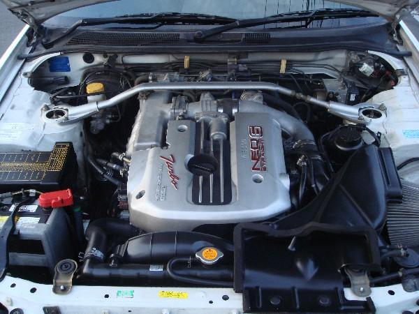 NISSAN SKYLINE 2.5 GT TURBO ER34 FOR SALE
