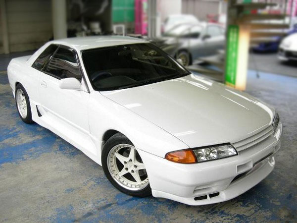 NISSAN SKYLINE GTR BNR32 FOR SALE