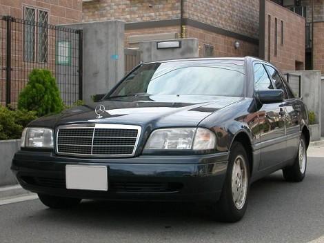 MERCEDES BENZ C200 RHD 1996 FOR SALE