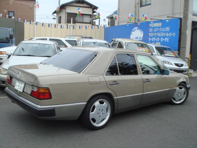 Mercedes Benz E300 Rhd 1990 For Sale Japan Car On Track