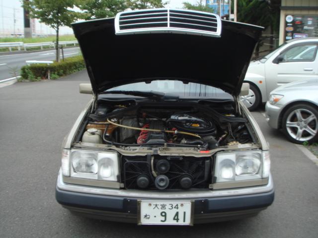 MERCEDES BENZ E300 RHD 1990 FOR SALE