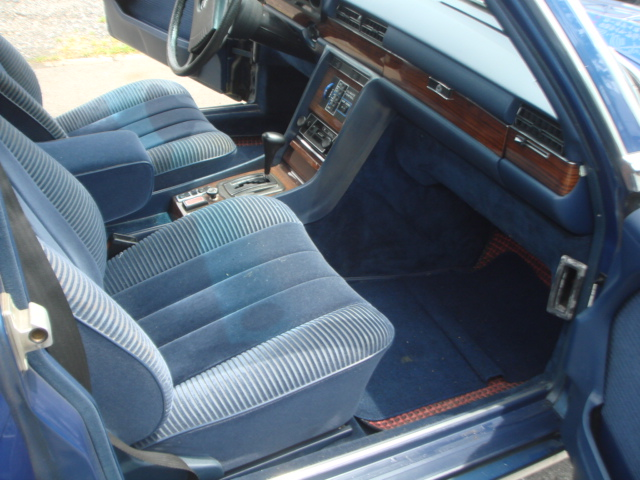 MERCEDES BENZ 450SEL LHD 1979 FOR SALE