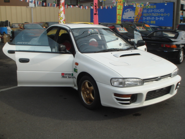 SUBARU IMPREZA WRX GC8 FOR SALE