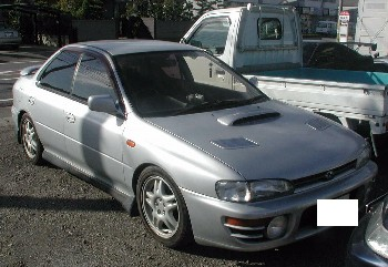 SUBARU IMPREZA WRX GC8 1995 FOR SALE