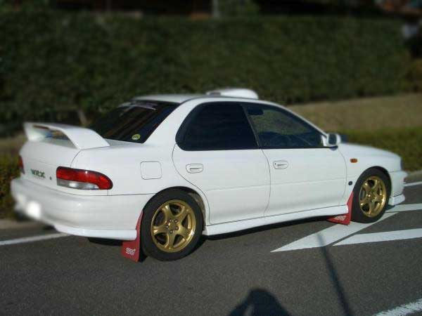 SUBARU IMPREZA WRX STI Version 3 GC8 1996 FOR SALE