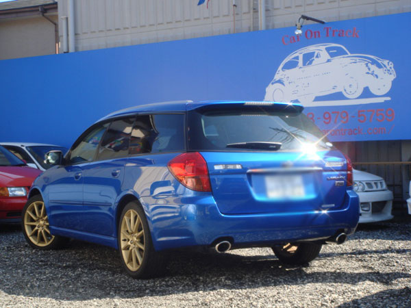 SUBARU LEGACY W 2.0GT SPEC B WR-LTD BP5 FOR SALE